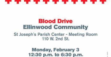 Ellinwood Community Blood Drive